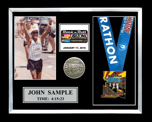 2016 Arizona Rock N Roll Marathon Amp 1 2 Marathon Plaques