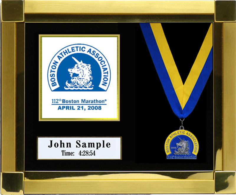 2008 Boston Marathon Plaques Amp Frames Fond Memories Graphics