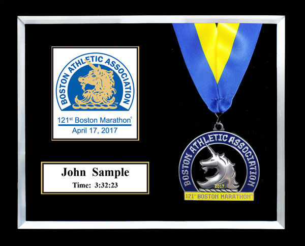 2017 Boston Marathon Plaques Amp Frames Fond Memories Graphics