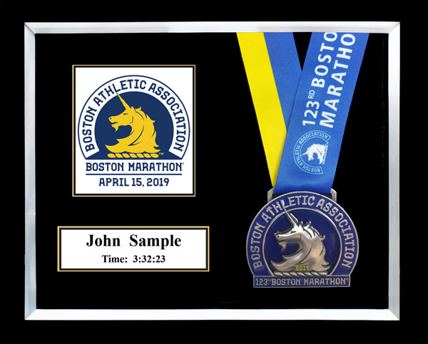 2019 Boston Marathon Plaques Amp Frames Fond Memories Graphics