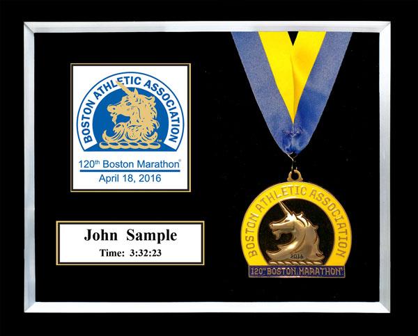 2016 Boston Marathon Plaques Amp Frames Fond Memories Graphics