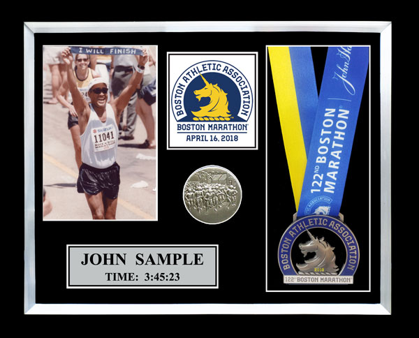 2018 Boston Marathon Plaques Amp Frames Fond Memories Graphics