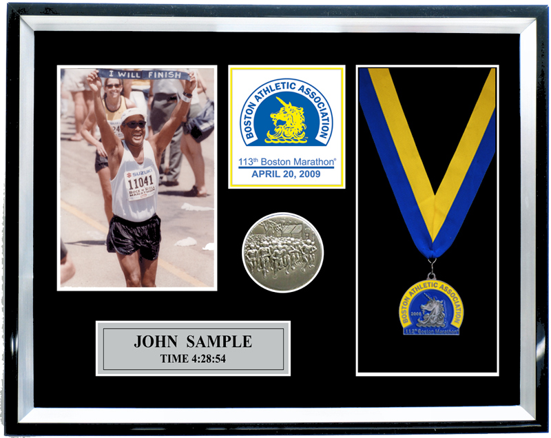 2010 Boston Marathon Plaques Amp Frames Fond Memories Graphics