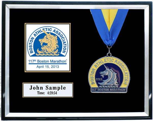 2013 Boston Marathon Plaques Amp Frames Fond Memories Graphics
