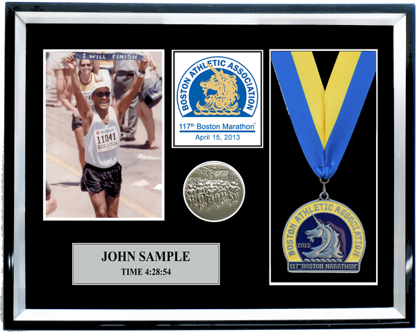 2013 Boston Marathon Plaques Amp Frames Fond Memories Graphics
