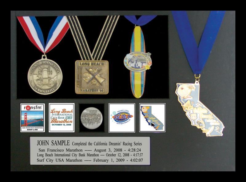 2012 Long Beach Marathon Amp Half Marathon Plaques Amp Frames