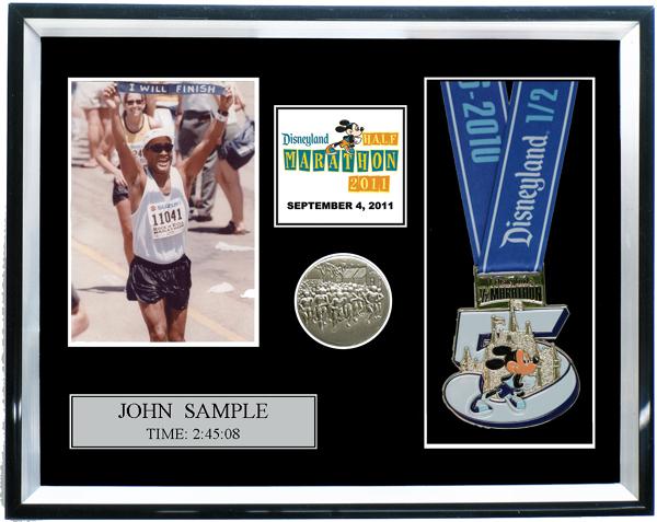 2013 Disneyland Half Marathon Plaques Amp Frames Fond