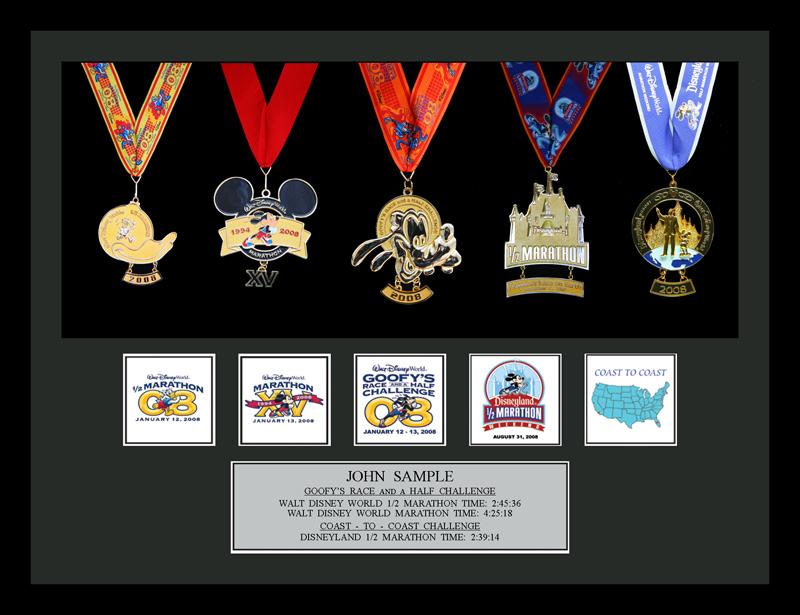 2012 Disney S Tinker Bell Half Marathon Plaques Amp Frames