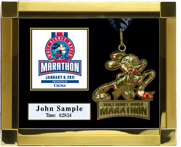 2013 Twilight Zone Tower Of Terror 10 Miler Plaques
