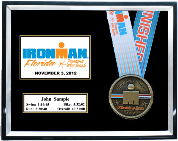 2013 Ironman Florida Plaques Amp Frames Fond Memories Graphics