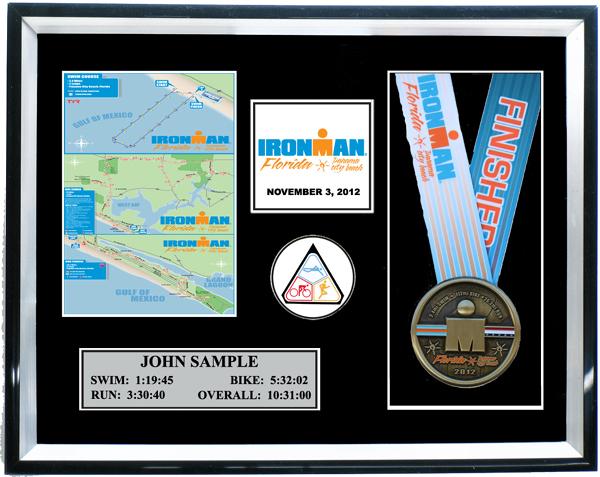 2013 Ironman Florida Plaques Amp Frames Fond Memories Graphics