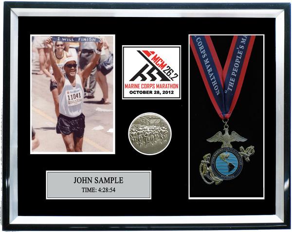 2013 Marine Corps Marathon Plaques Amp Frames Fond