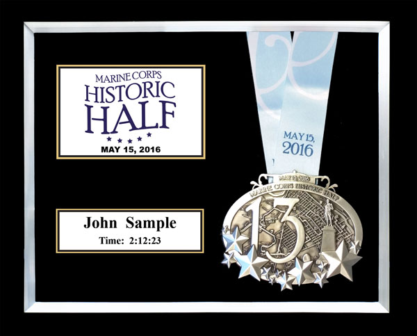 2016 Marine Corps Historic Half Plaques Amp Frames Fond