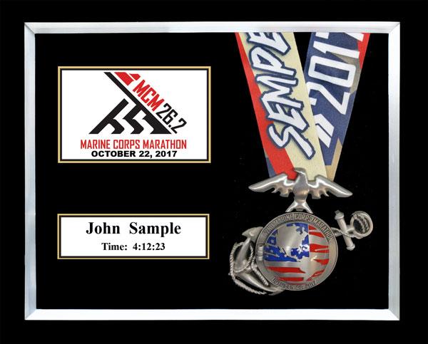 2017 Marine Corps Marathon Plaques Amp Frames Fond
