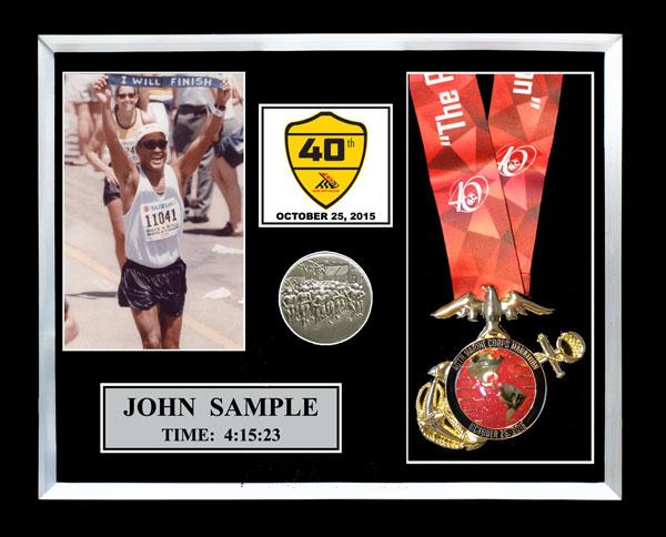 2015 Marine Corps Marathon Plaques Amp Frames Fond