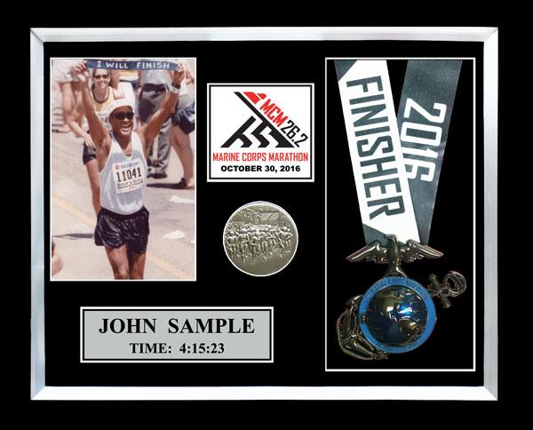 2016 Marine Corps Marathon Plaques Amp Frames Fond