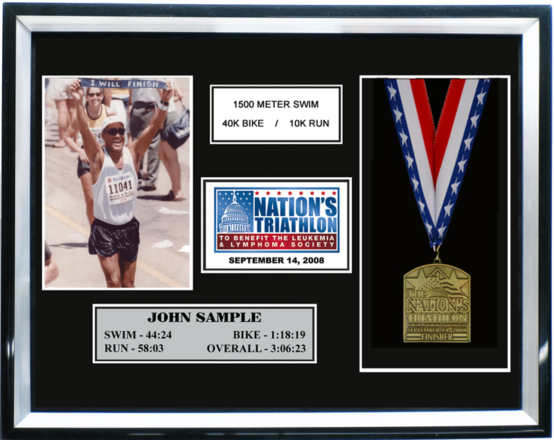 2010 Nation S Triathlon Plaques Amp Frames Fond Memories