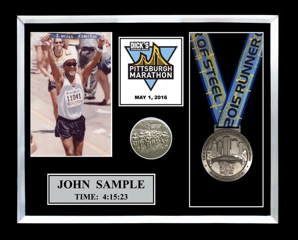2014 Pittsburgh Marathon Amp 1 2 Marathon Plaques Amp Frames