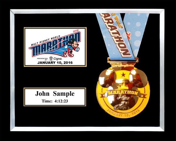 2016 Walt Disney World Marathon Amp Half Marathon Plaques