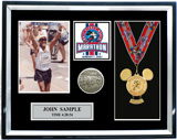 2007 Walt Disney World Marathon Amp Half Marathon Plaques